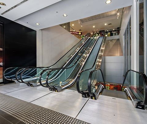 Centrepoint Shopping Centre: Escalators Upgrade