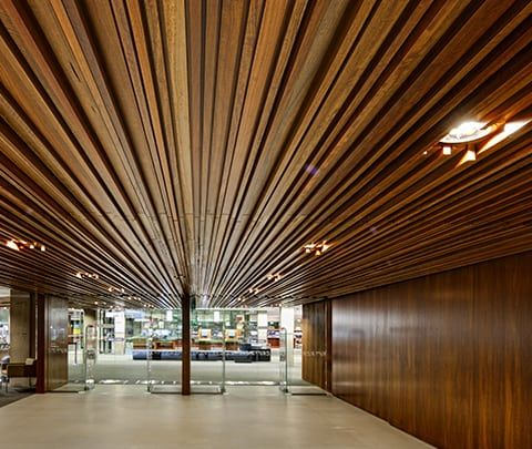 La Trobe University: Bundoora Campus Library and Student Hub