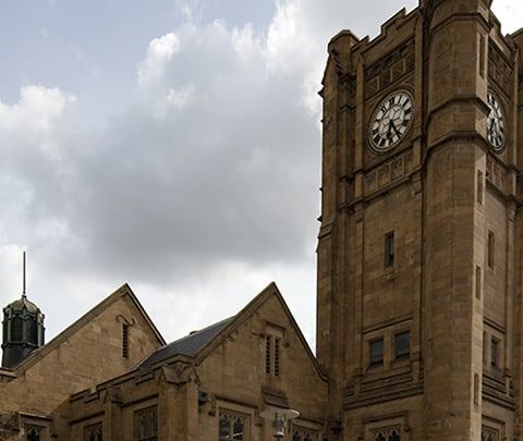 The University of Melbourne: Old Arts Building