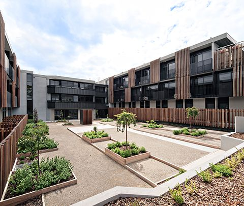Mosaic Apartments (Student Accommodation)