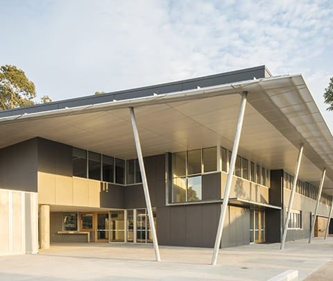Yarra Valley Grammar: Science and Mathematics Centre
