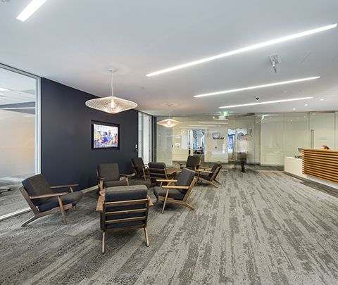 Microsoft: Melbourne Office Refurbishment
