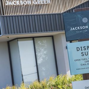 Jackson Green Display Suite, Clayton South
