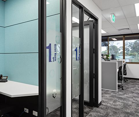 Mornington Peninsula Shire – Rosebud Office Refurbishment